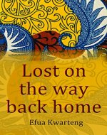 Lost on the way back home - Book Cover