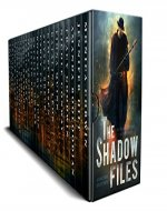 The Shadow Files: A Limited Edition Collection of Supernatural Suspense Novels - Book Cover