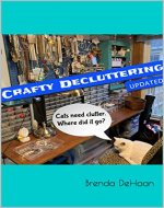 Crafty Decluttering - Book Cover