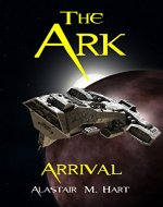'The Ark' (Arrival) - Book Cover