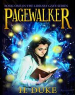 Pagewalker (Library Gate Series Book 1) - Book Cover