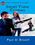 Small Time Crimes - Book Cover