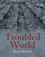 Troubled World - Book Cover