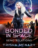 Bonded in Space (Xeno Relations Book 3) - Book Cover