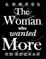 The Woman Who Wanted More - Book Cover