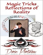 Magic Tricks Reflections of Reality - Book Cover
