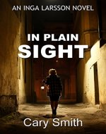 In Plain Sight (Lincolnshire Murder Mystery Book 8) - Book Cover