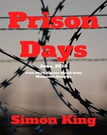 Prison Days: True Diary Entries - Book Cover
