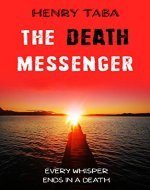 The Death Messenger: Whisper of Demon (A Mystery Thriller Series book 1) - Book Cover
