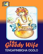 The Greedy Wife - Book Cover