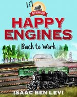 Happy Engines Back at Work - Book Cover