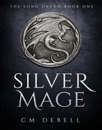 Silver Mage - Book Cover