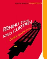 Behind The Red Curtain - Book Cover