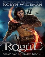Rogue (Shadow Brigade Book 1) - Book Cover