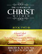 The 12 Books of Christ Within: Book Two (B): A Spirit Called