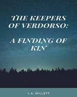 The Keepers of Verdorso: A Finding of Kin - Book Cover