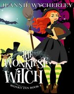 The Wonkiest Witch: Wonky Inn - Book Cover