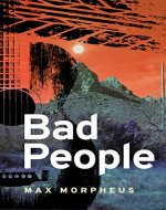 Bad People - Book Cover