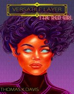 Versatile Layer: The Red Girl - Book Cover