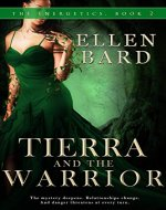 Tierra and the Warrior: The Energetics Book 2 - Book Cover
