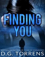FINDING YOU (Romantic Suspense) - Book Cover