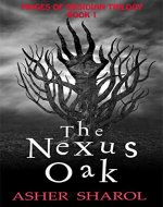 The Nexus Oak (Mages of Obsidian Book 1) - Book Cover