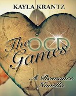 The OCD Games: A Christmas Romance Novella - Book Cover