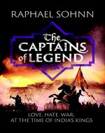 The Captains of Legend - Book Cover