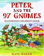 Peter and the 97 Gnomes - Book Cover