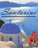 Santorini: Travel guide - Book Cover