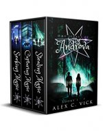The Legacy of Androva: Books 1 - 3 - Book Cover