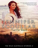 Turtle Reef (The Wild Australia Stories Book 4) - Book Cover