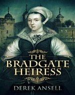The Bradgate Heiress - Book Cover