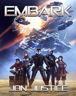 EMBARK The Great Evacuation: (Book 1) - Book Cover