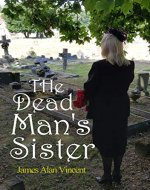 The Dead Man's Sister - Book Cover