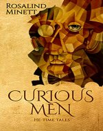 Curious Men: He-time Tales (Me-Time/He-time Book 2) - Book Cover