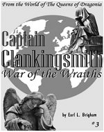 Captain Clankingsmith - War of the Wraiths - Book Cover