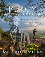 Percy and Two Other Fools - Book Cover