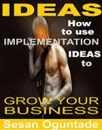 Ideas: How to Use Implementation Ideas to Grow Your Business - Book Cover