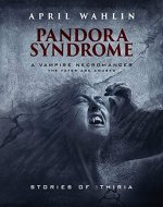 Pandora Syndrome (Stories Of Ithria) - Book Cover