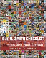 Guy N. Smith Checklist: Fiction and Non-Fiction - Book Cover