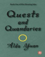 Quests and Quandaries (The Floating Isles Book 1) - Book Cover