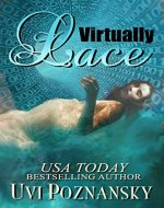 Virtually Lace (Ash Suspense Thrillers with a Dash of Romance Book 2) - Book Cover