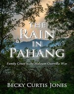 The Rain in Pahang - Book Cover