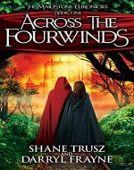 Across the Fourwinds (The Maidstone Chronicles Book 1) - Book Cover