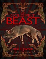The Gold Pelt Beast 2019 Cover - Book Cover