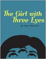 The Girl with Three Eyes - Book Cover