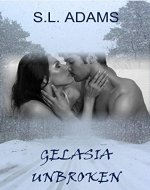 Gelasia Unbroken - Book Cover