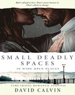 Small Deadly Spaces: In Wide Open Places - Book Cover