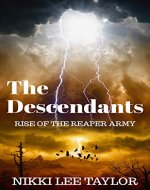 The Descendants: Rise of the Reaper Army - Book Cover